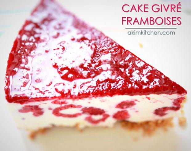cake-givre-framboise