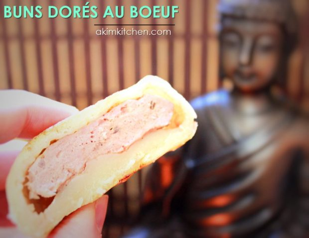 cuisine asiatique pains buns boeuf 牛肉馅饼