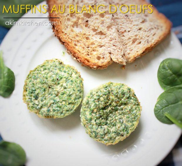 muffins quiche œufs épinards régime diète santé calorie